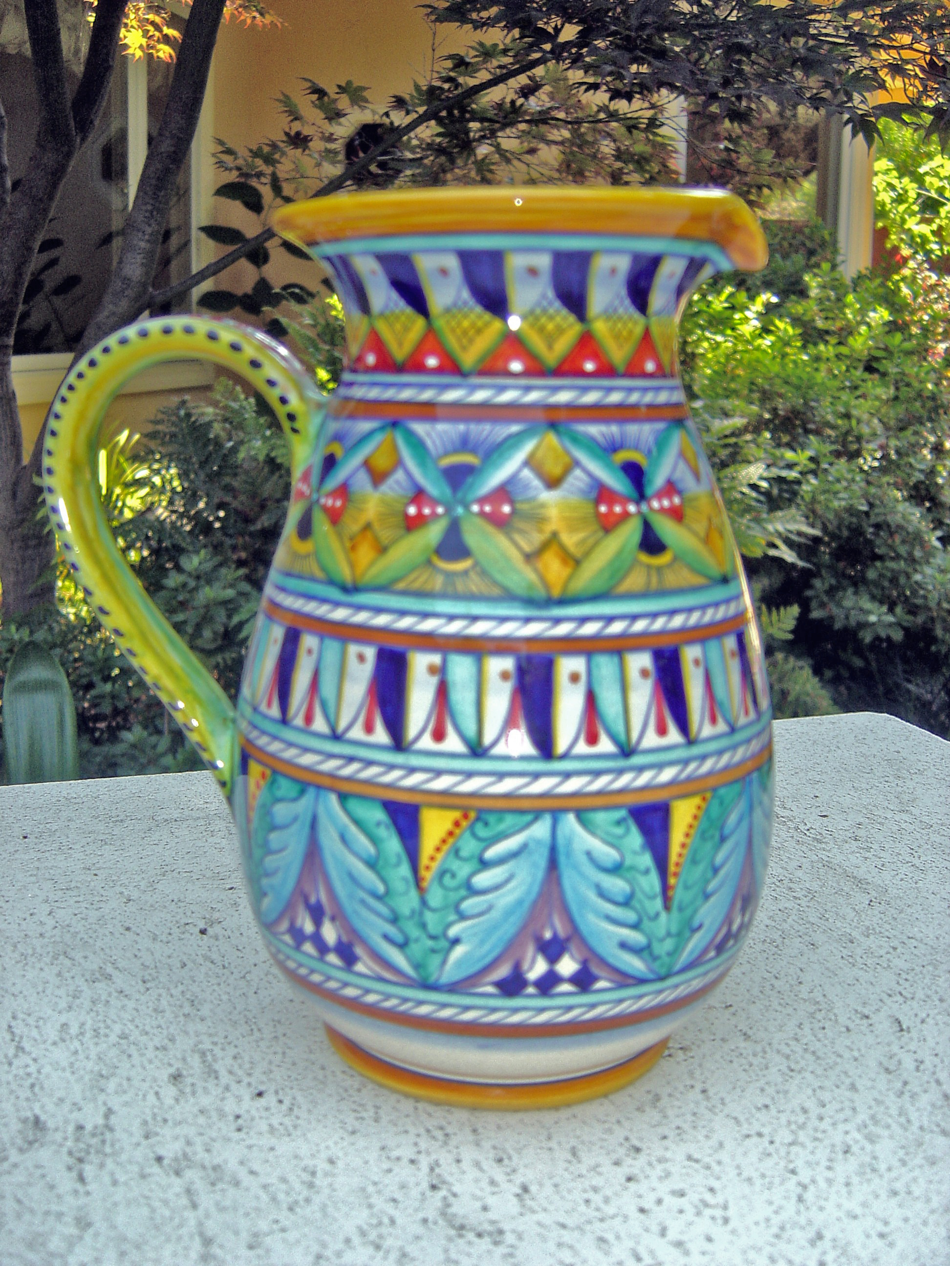 Italian ceramics il mio tesoro Italian designs