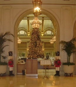 The Palace Hotel - San Francisco