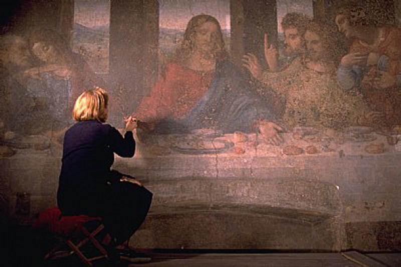 Il Cenacolo – Da Vinci's Last Supper | Il Mio Tesoro Da Vinci Last Supper Restored