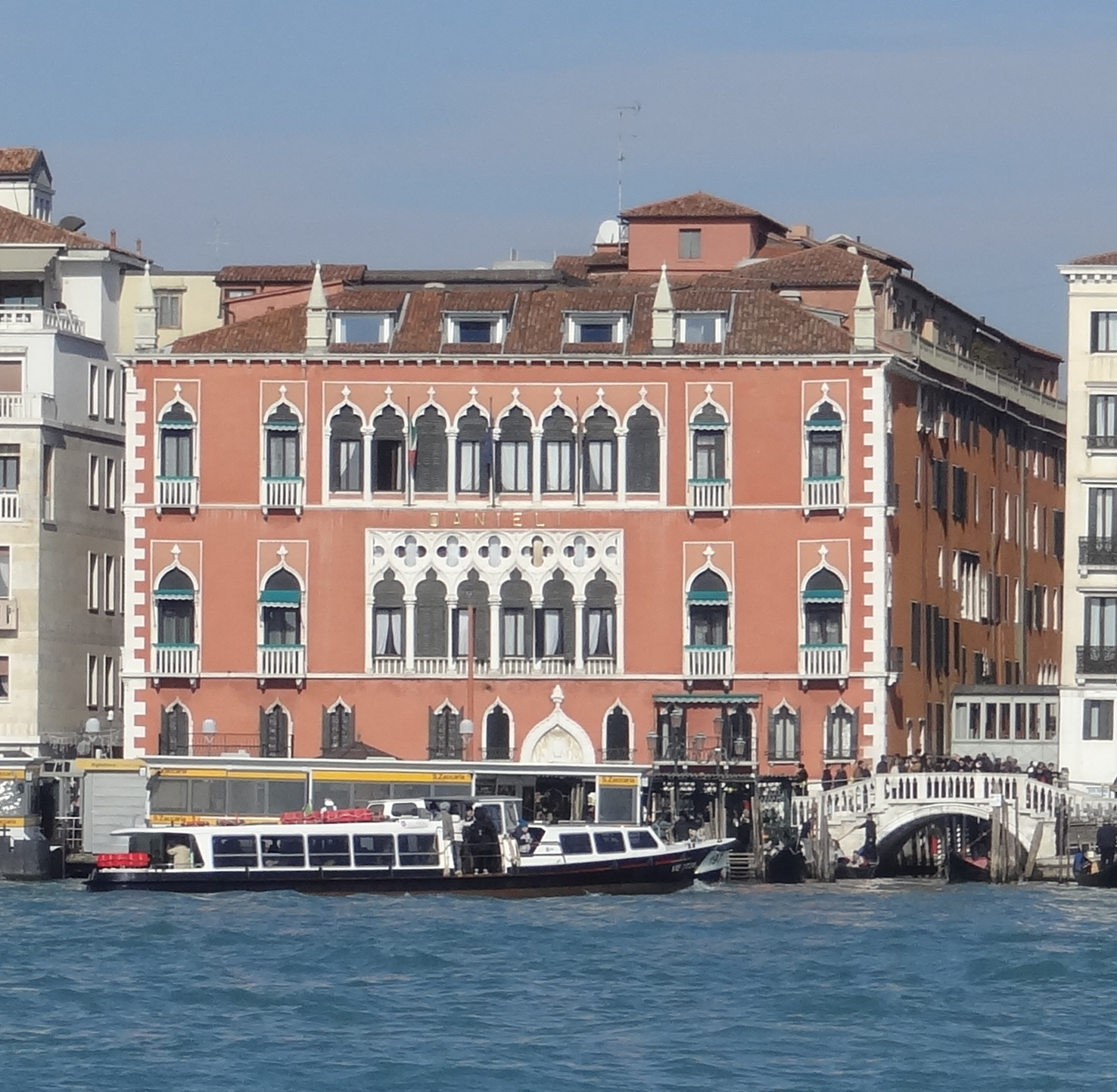 venice s fabulous hotel danieli and my spg experience il. Black Bedroom Furniture Sets. Home Design Ideas